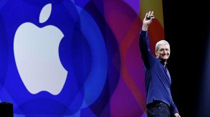 Apple verlaagt plots omzetverwachtingen en wijst naar economische spanningen tussen China en VS