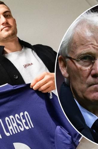 """Gewezen Anderlecht-aanvoerder Morten Olsen ziet nieuw Deens droomhuwelijk: """"Larsen past perfect in filosofie Kompany"""""""