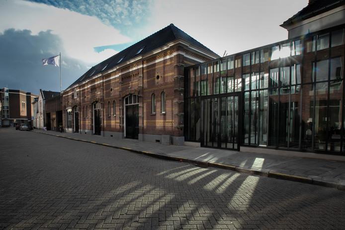 Eindhoven De Kazerne verbouwd en met hotel.Genomineerd voor de Dirk Roosenburgprijs 2019