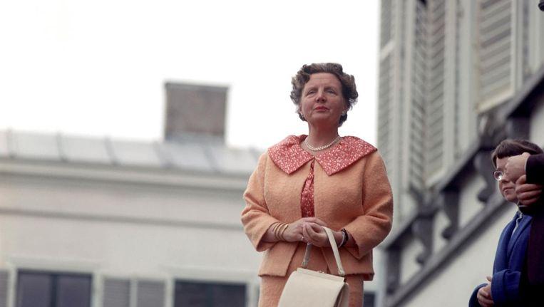 Koningin Juliana in 1963. Beeld NA/Collectie Spaarnestad/Henk Hilterman