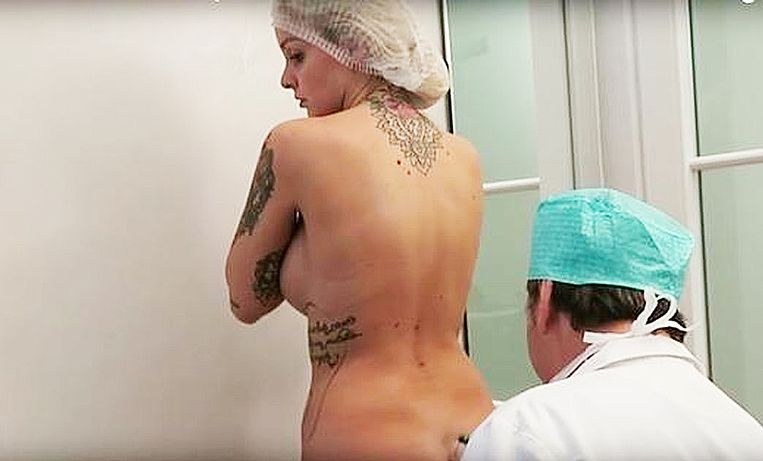 Pommeline ging dit keer voor implantaten.