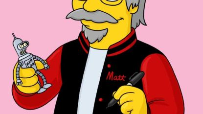Nieuwe animatiereeks van Simpsons-vader op Netflix