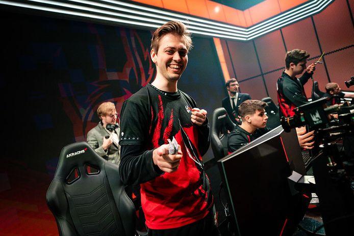 Nederlander Dan Dan versloeg afgelopen weekend samen met zijn teamgenoten het ongeslagen G2 Esports.