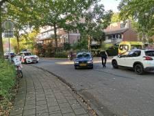 Fietser raakt gewond bij botsing met auto in Wageningen