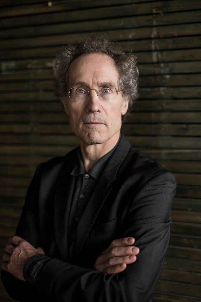 'Mijn academische vrijheid afpakken? Over my dead body.' Beeld Mike Roelofs / de Volkskrant