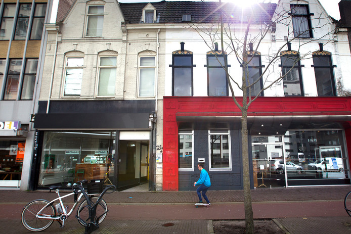 Meba Verdi ontwikkelt een woningbouwproject achter de panden Willemstraat 21-23 in Eindhoven. Deze twee oude gebouwen worden daarbij betrokken.