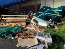 Chauffeur van Bolk uit Almelo zwaargewond bij ongeval met vrachtwagen in Zuid-Duitsland