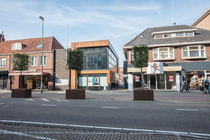 Voormalige SNS Bank aan de Eindhovenseweg in Valkenswaard