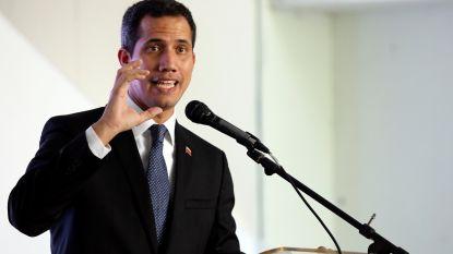 Venezolaanse oppositieleider Guaidó mag vijftien jaar lang geen openbare functie meer uitoefenen