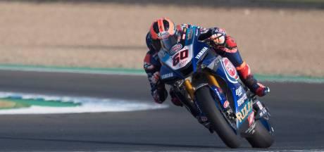 Van der Mark opnieuw op podium in WK Superbike