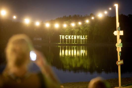 Tuckerville vorig jaar