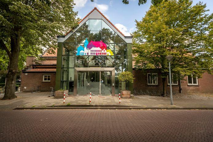 Gemeenschapshuis Het Klooster in Waalre-dorp.