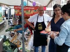 Laagje cultuur bij 3R Markt in Helmond