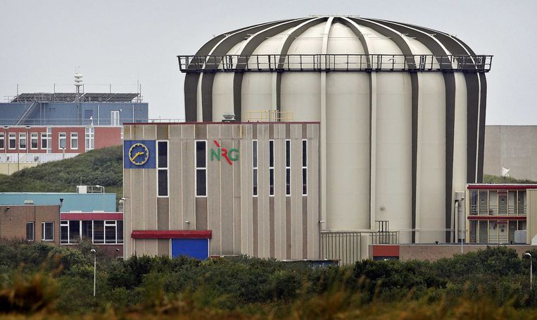 Kernreactor in Petten. Beeld anp