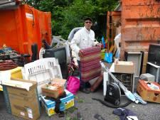 Woongoed ruimt met huurders huizen en tuinen op
