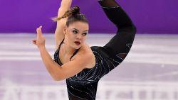 """Loena Hendrickx is """"beetje teleurgesteld"""" met 20ste plaats in korte kür ondanks vlotte kwalificatie voor vrije kür"""