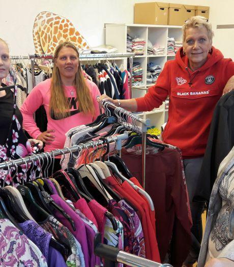 Almelo krijgt Kledingbank: 'Er zijn genoeg mensen die de kleding goed kunnen gebruiken'