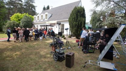 Kampioenen strijken neer in Oudsbergse villa van Boma