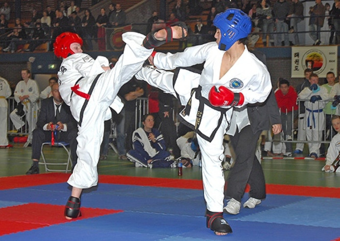 Archief: Taekwondo Middelburg