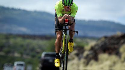 Van Lierde start zijn seizoen morgen in Mexico met nieuwe fiets - Aernouts treedt op 7 april in competitie