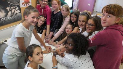 Leerlingen Sint-Theresia ontdekken talenten in nieuwe lessenreeks