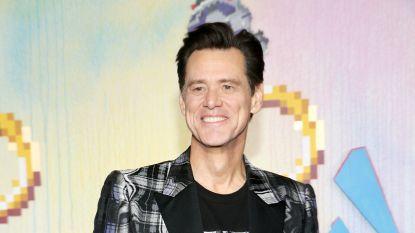 """INTERVIEW. Jim Carrey laat donkere periode achter zich met rol in 'Sonic': """"Ik heb weer een reden om uit mijn bed te komen"""""""
