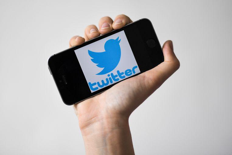 Sociale media nemen maatregelen om inmenging in de Europese verkiezingen te voorkomen. Beeld AFP