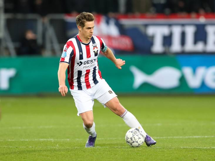 Play-offs nu geen beladen woord bij Willem II: 'Teleurgesteld als we die niet halen'