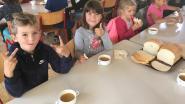 Hongermaal in GO! BS De Trampoline