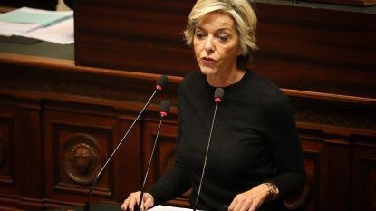 Carina Van Cauter trekt zich terug als kandidaat-gouverneur van Oost-Vlaanderen
