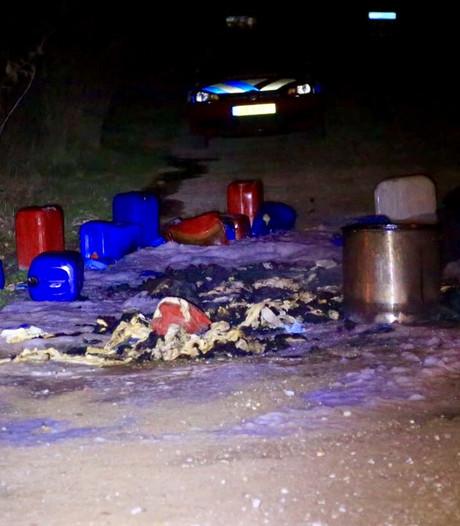 Brabantse familie weer getroffen door dump drugsafval: 'Dit is een nachtmerrie'