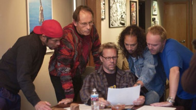 Metallica: Some Kind of Monster Beeld web