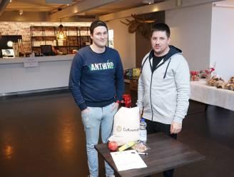 """CultuurCafé viert tweejarig bestaan waarvan bijna één jaar in lockdown: """"Geen feest, maar wel wandelzoektocht voor onze klanten"""""""