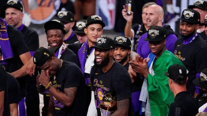De NBA is terug! En Durant! En Curry! Dat en nog heel wat andere zaken die u moet weten voor het nieuwe seizoen van start gaat