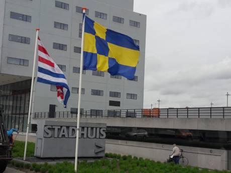 Tilburgse vlag in top in Zeeuws-Vlaanderen