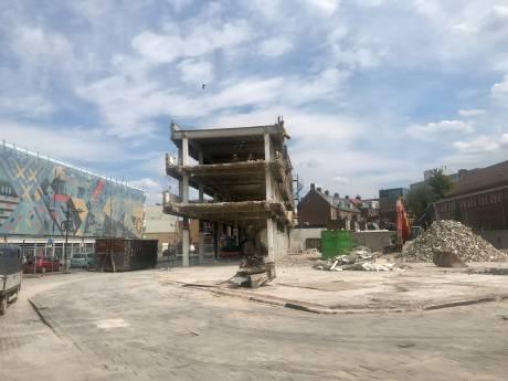 Bankkraak: sloop Rabobank bijna afgerond, karkas blijft staan