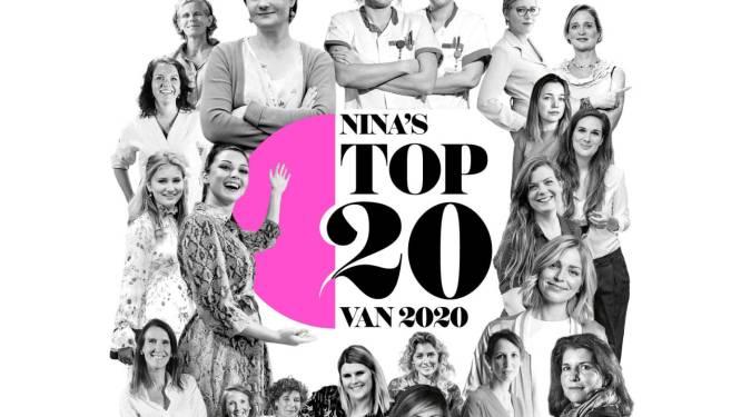 Wie zijn de 20 vrouwen van 2020? Tel samen met NINA af naar de volledige lijst