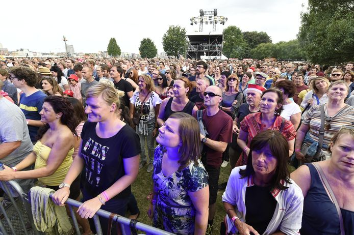 Het festival zelf kan deze zomer uiteraard niet doorgaan (archiefbeeld 2018).