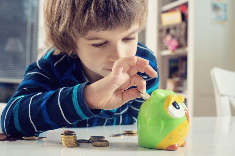 Dit zijn de beste tips om uw kinderen te leren sparen