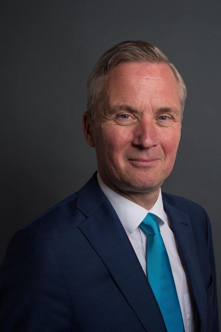 Eric van der Burg (VVD) Beeld Mats van Soolingen