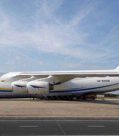 Luchtreus vol schoonmaakspullen vanaf Eindhoven naar Sint Maarten