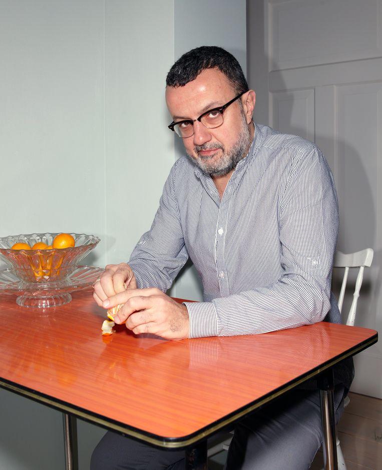 Marcus Azzini zal niet worden ontslagen bij het Arnhemse theatergezelschap. Beeld Daniel Cohen