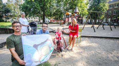Werken aan verouderde speelplein Astridpark starten volgende week