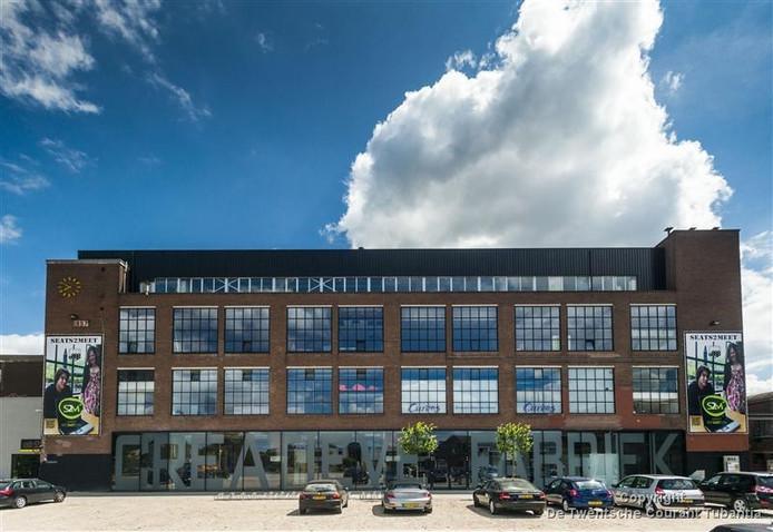 De Creatieve Fabriek wordt straks Hazemeijer Hengelo. Foto: Wouter Borre