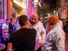 Gastheer als 'bemiddelaar' tijdens het stappen: 'Ze brengen rust'