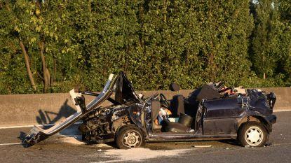 Gewonde bij zwaar ongeval op A12
