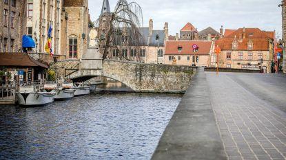 Zwerver vindt dat coronamaatregelen voor hem niet gelden én masturbeert in Brugge-centrum: 6 maanden cel