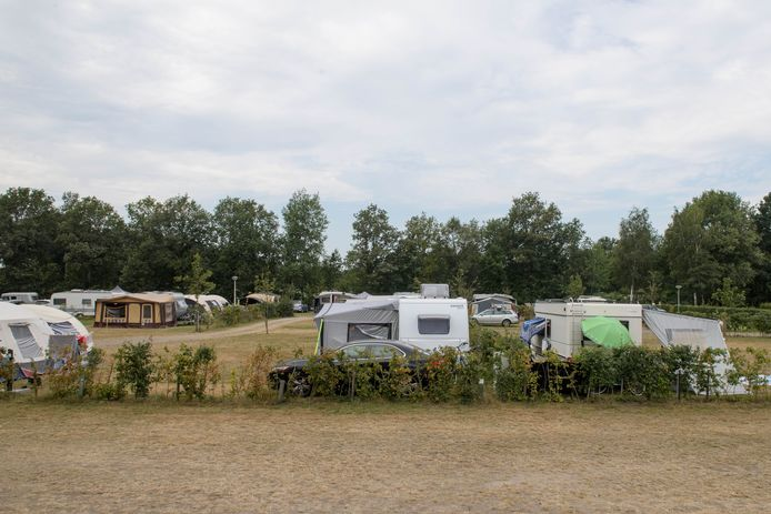 Camping de Papillon in Denekamp.
