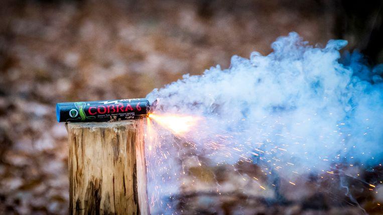 Een deel van het illegale vuurwerk was tot drie keer krachtiger dan de beruchte cobra's. Dat laatste projectiel is te vergelijken met een kleine handgranaat.