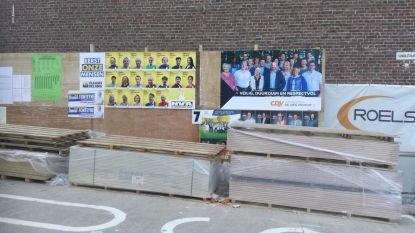 Gemeentebelangen boos dat affiches niet meer zichtbaar zijn